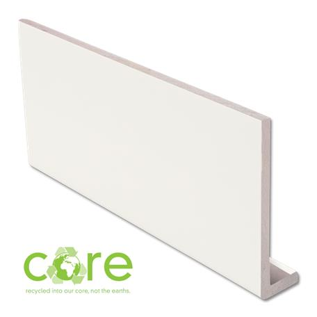 White Eco Core Cap-Over Fascia