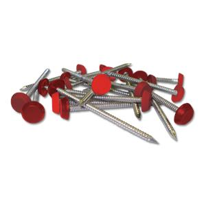 Polytop Pins & Nails Red