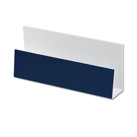 U-Channel Cladding Trim Royal Blue
