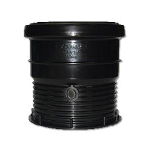 Underground Drain Connector Black