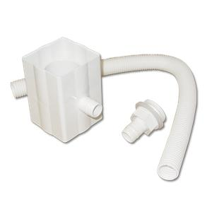 Square Downpipe Rainwater Diverter