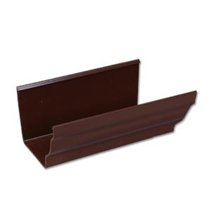 Brown Ogee Gutter
