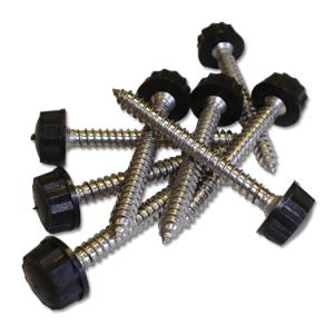 'Cast Iron' Style Fixing Screws 50mm