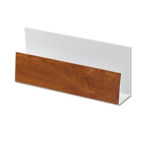 U-Channel Cladding Trim
