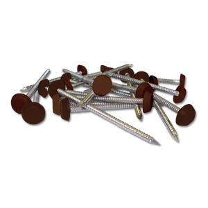 Dark Brown Polytop Pins & Nails